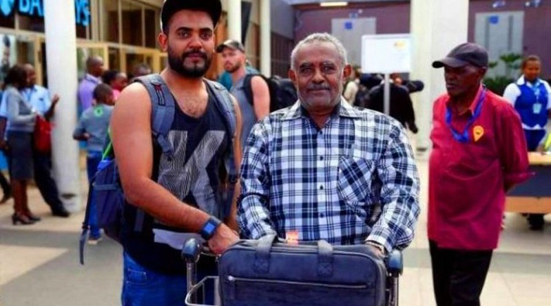 راكب تأخر في الوصول من دبي وآخر دقيقتين فنجوا من تحطم الطائرة الإثيوبية