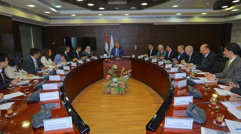 وزير النقل: نتطلع لمزيد من التعاون مع البنك الدولي.. والأولوية في السكك الحديدية للأمن والسلامة