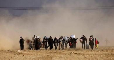 مقتل 84 شخصًا خلال الفرار من دير الزور