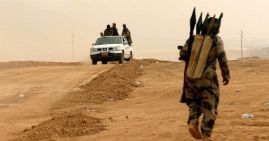 """الكشف عن عدد وجنسيات مقاتلي """"داعش"""" المحتجزين لدى """"قسد"""""""