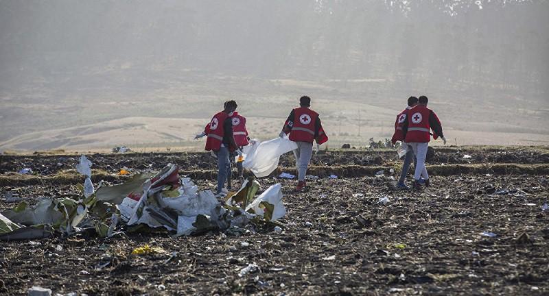 إثيوبيا: اختبارات الحمض النووي لضحايا الطائرة المنكوبة قد تستغرق 6 أشهر