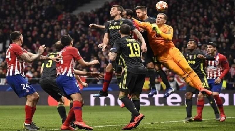 قبل مواجهة أتلتيكو مدريد.. التاريخ يقف عائقًا أمام يوفنتوس