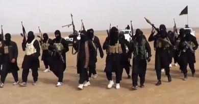 داعش مازال في سوريا والعراق