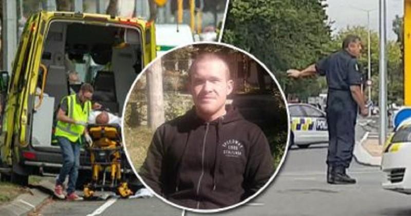 قبل العملية بدقائق.. منفذ هجوم نيوزيلندا أرسل بيانه للسلطات
