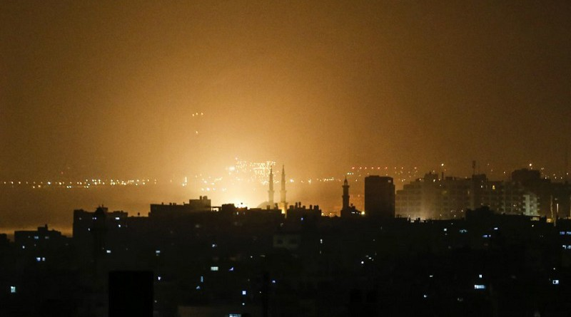 بوساطة مصرية.. وقف إطلاق النار بين إسرائيل وحماس