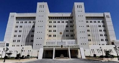 الخارجية السورية تؤكد على جاهزية الجيش التامة للتصدي لجرائم المجموعات الإرهابية