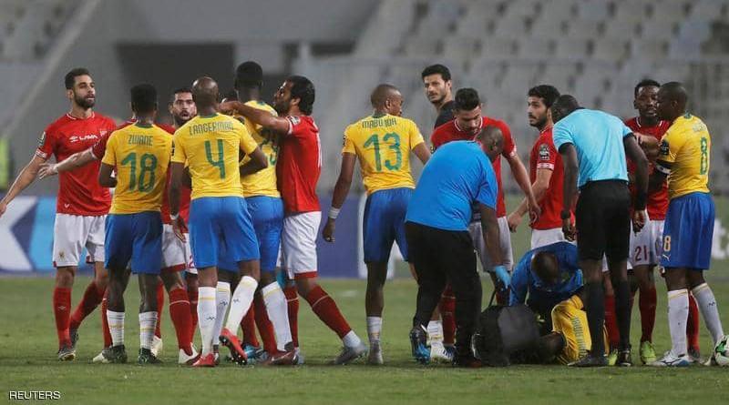 الأهلي يودع دوري أبطال أفريقيا