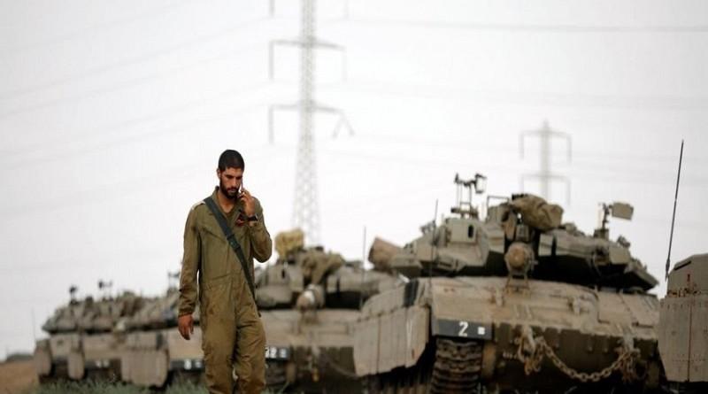 حبس 9 جنود إسرائيلين رفضوا التدرب على القتال في غزة