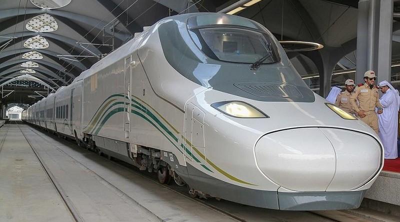 بداية ناجحة للقطار السريع بين مكة والمدينة