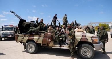الجيش الليبي: الميليشيات تستخدم مطارا مدنيا لأغراض العسكرية