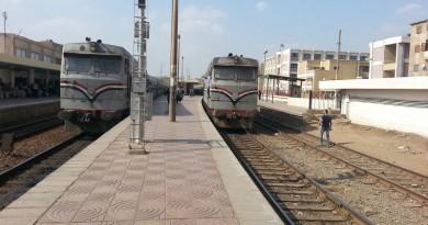 لصيانة السكك الإعلان عن التأخيرات المتوقعة لقطارات السبت