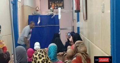مسرح الجنوب يرسم البسمة على وجوة اطفال مستشفى الاورام باسيوط