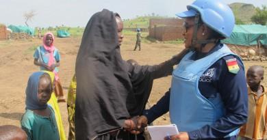 الأمم المتحدة تناشد الدول الأعضاء زيادة تمثيل المرأة في عمليات حفظ السلام