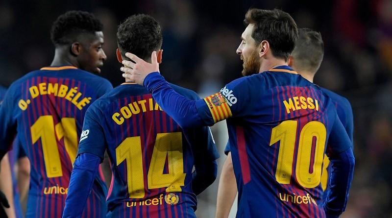 نهاية الدوري الإسباني صعبة رغم مضي برشلونة نحو الاحتفاظ باللقب