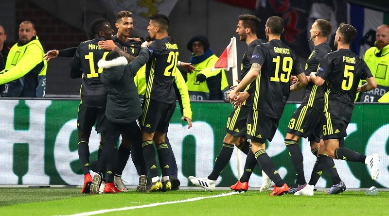 يوفنتوس يتطلع لحسم لقب الدوري الإيطالي أمام سبال