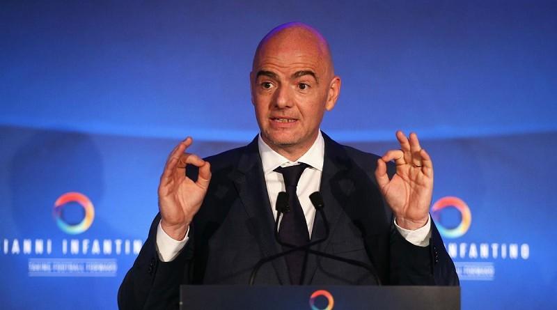إنفانتينو: كأس العالم للأندية الموسع سيفيد آسيا