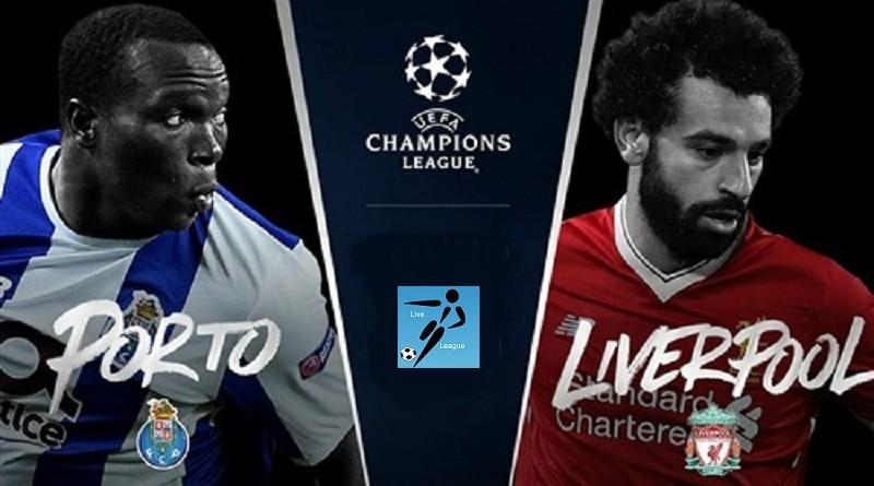 ليفربول وبورتو دوري أبطال أوروبا