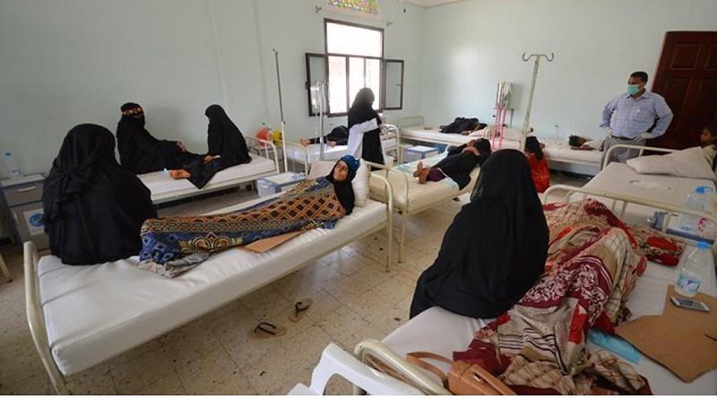 تقرير صادم: الحوثيون تعمدوا قتل الناس بالكوليرا