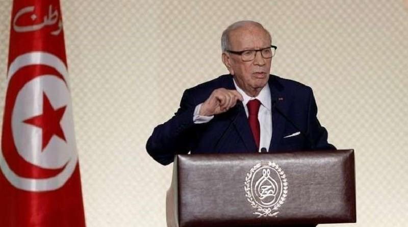 السبسي يعلن عدم رغبته في الترشح للرئاسة مجددًا