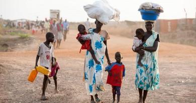 لم شمل 6 آلاف طفل مع أسرهم بعد سنوات من الانفصال بجنوب السودان