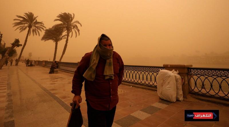 الأرصاد تحذر من تغيرات جوية في مصر