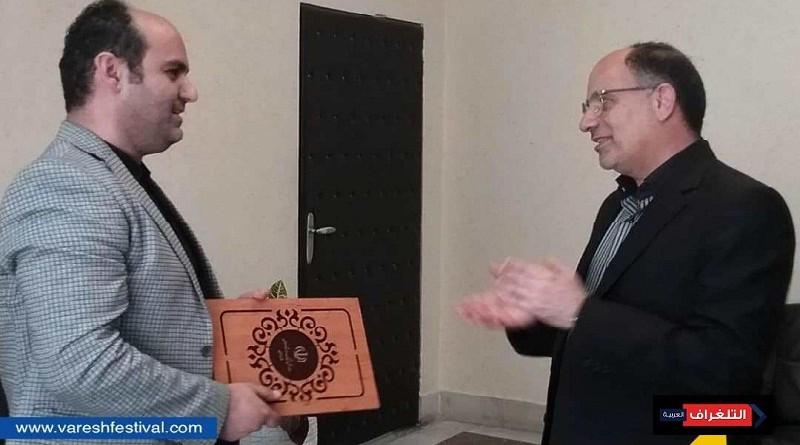Mehdi Ghorbanpour became the festival director of the 9th Varesh International Film Festival
