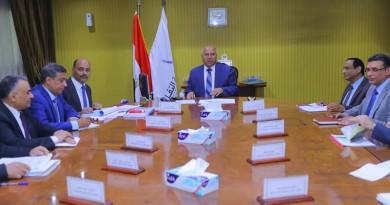 وزير النقل يتابع معدلات صيانة وإعادة تأهيل ورفع كفاءة عدد من الطرق