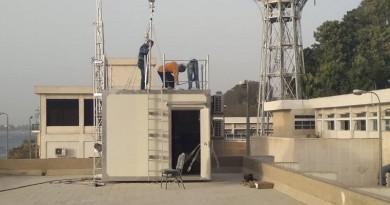 البيئة: إنشاء أول محطة رصد لحظية لرصد ملوثات الهواء المحيط بالأقصر
