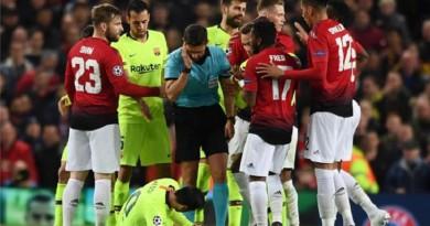 مدافع مانشستر يونايتد يكشف ماذا قال له ميسي؟