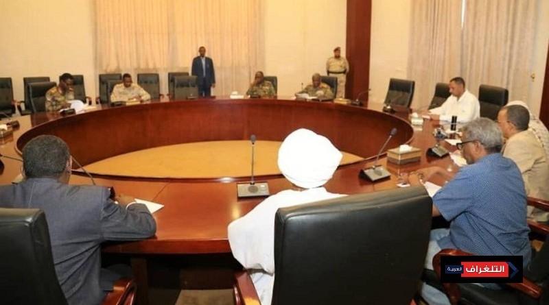 اتفاق على تشكيل مجلس عسكري مدني مشترك فى السودان