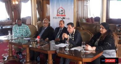"""تحت رعاية د. ايناس عبد الدايم وزير الثقافة """"مصر رئيسا لاتحاد المسرحيين الافارقة"""""""