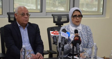 وزيرة الصحة تشيد بالتعاون مع القطاع الخاص لتشغيل مستشفيات التأمين الصحي