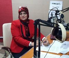 خلود الحسناوي ــ بغداد