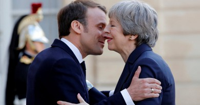 Macron Urged to Seek Britain's Help in - Saving EU