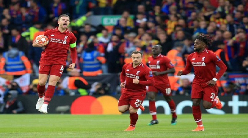 بالفيديو...ريمونتادا تاريخية لليفربول تخرج برشلونة من دوري الأبطال !