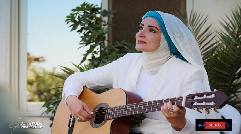 عايدة الايوبى وذكريات التسعينيات فى امسية رمضانية بالاوبرا