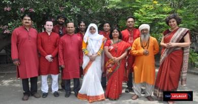 التراث الفنى لبنجلاديش فى ختام الليالى الاسلامية بالاوبرا