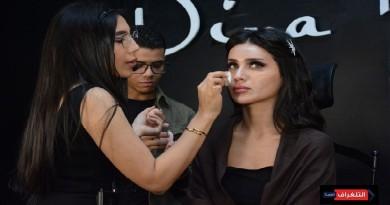"""خبيرة التجميل دينا راغب تقدم ماستر كلاس بتوقيع """" بيونيكية """""""