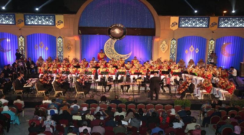 الاوبرا المصرية تتجلي بفنونها في الشهر الكريم