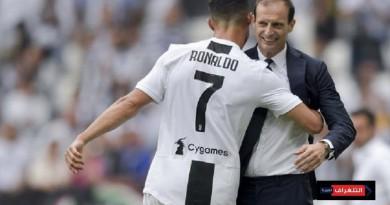 رونالدو أفضل لاعب في الدوري الإيطالي