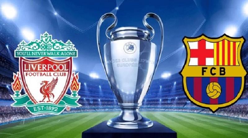 ليفربول وبرشلونة دوري أبطال أوروبا