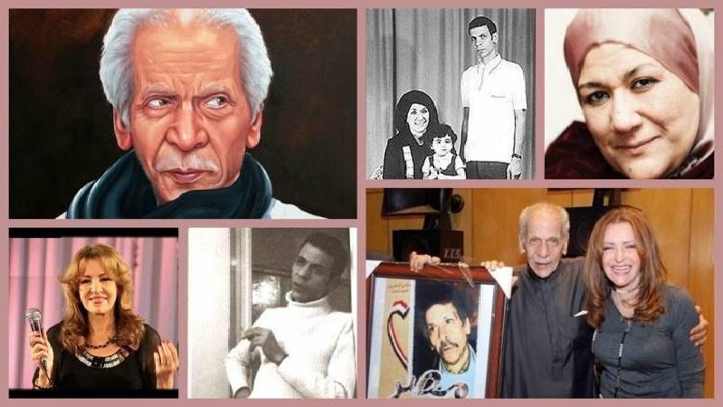زوجات احمد نجم