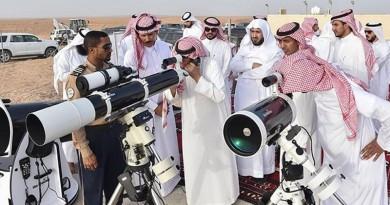 تعذر رؤية الهلال في السعودية.. ورمضان يوم الاثنين