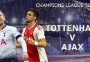 توتنهام واياكس امستردام دوري أبطال أوروبا