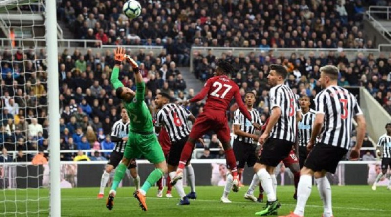 بالفيديو...ليفربول يحقق فوزاً قيصرياً على نيوكاسل ويعتلي الصدارة مؤقتاً