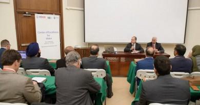 الجامعة الأمريكية بالقاهرة تنشئ مركز التميز في مجال علوم المياه بالمشاركة مع جامعة الإسكندرية