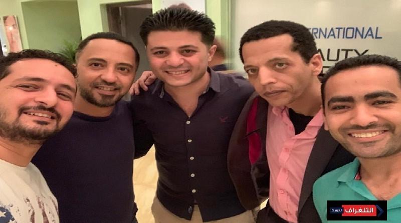 """احمد ابو زيد ينتظر عرض مسلسله السعودي """"بيوتي سنتر"""" على ام بي سي 4"""