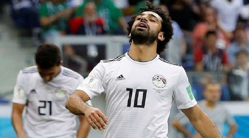 صلاح يغيب عن مباراة مصر القادمة