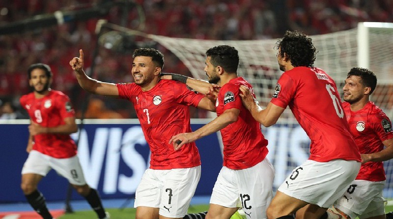 بالفيديو....مصر تهزم زيمبابوي في إفتتاح كأس أمم أفريقيا