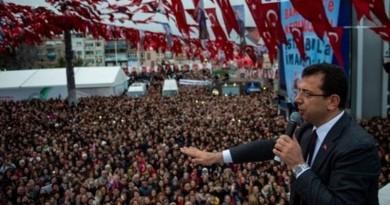 رئيس بلدية اسطنبول الجديد يتسلم رسميا مهام منصبه